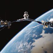 Jean-Claude Van Damme : Grand écart dans l'espace, la star refait Gravity