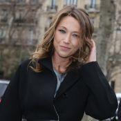 Fashion Week : Laura Smet, seule et radieuse au défilé John Galliano