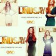 Lindsay Lohan a dévoilé descaptures d'écran des images de sa télé-réalité qui commencera le 9 mars 2014 sur la chaîne OWN.