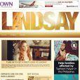 Lindsay Lohan a dévoilé plusieurs captures d'écran des images de sa télé-réalité qui commencera le 9 mars 2014 sur la chaîne OWN.