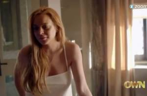 Lindsay Lohan, première vidéo cash de sa télé-réalité : ''Arrête les conneries''