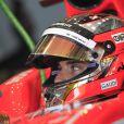 Jules Bianchi au Grand Prix de Malaisie, le 24 mars 2013.