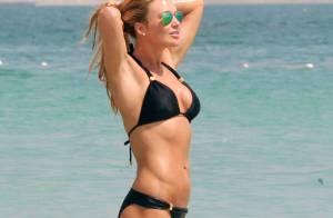 Alex Curran : Sexy comme jamais en bikini, l'épouse de Steven Gerrard se dévoile