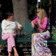 """Arielle Dombasle se confie sur son amour pour Bernard-Henri Lévy dans """"Fais-moi une place"""". Diffusé dimanche 9 mars 2014."""