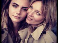 Kate Moss et Cara Delevingne : Les nouvelles meilleures amies enfin réunies