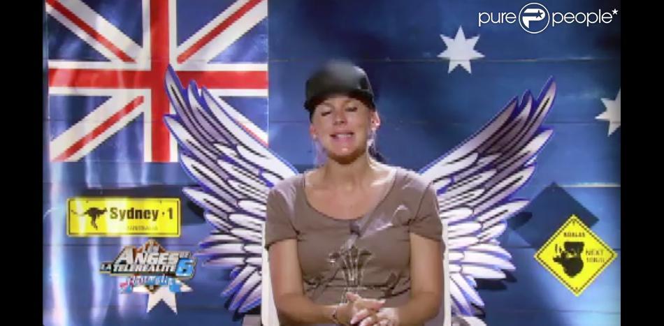 Amélie ( Les Anges de la Télé-Réalité 6  - épisode 6 du vendredi 14 mars 2014.)