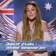 Anaïs s'apprête à partir en audition de danse ( Les Anges de la Télé-Réalité 6  - épisode 6 du vendredi 14 mars 2014.)