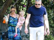 Rebecca Gayheart et Eric Dane : Parents complices et amoureux
