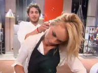 Top Chef : Cécile de Ménibus et Alexis se chauffent, Baptiste Giabiconi souffre