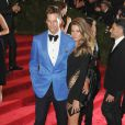 "Gisele Bundchen, Tom Brady - Soiree ""'Punk: Chaos to Couture' Costume Institute Benefit Met Gala"" a New York le 6 mai 2013."