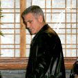 George Clooney à Studio City, Los Angeles, le 27 février 2014.