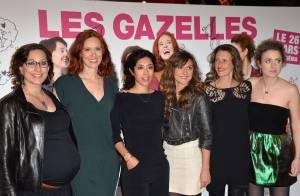 Camille Chamoux, Audrey Fleurot, Mona Achache enceinte... Des Gazelles radieuses