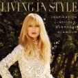Living in Style : Inspiration for Everyday Life and Glamour, le nouveau livre de Rachel Zoe, disponible ce mardi 25 mars.