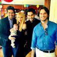 Rachel Zoe a posté sur Instagram ces photos de la fête d'anniversaire de son fils Skyler, 3 ans.