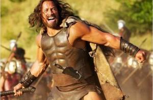 Hercule, la bande-annonce : Dwayne Johnson et ses muscles face à Irina Shayk