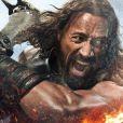 Affiche du film Hercule.