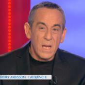 Thierry Ardisson : Prêt tout pour défendre sa future femme Audrey Crespo-Mara