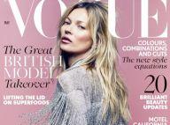 Kate Moss, 40 ans : La Brindille n'a jamais été aussi en Vogue
