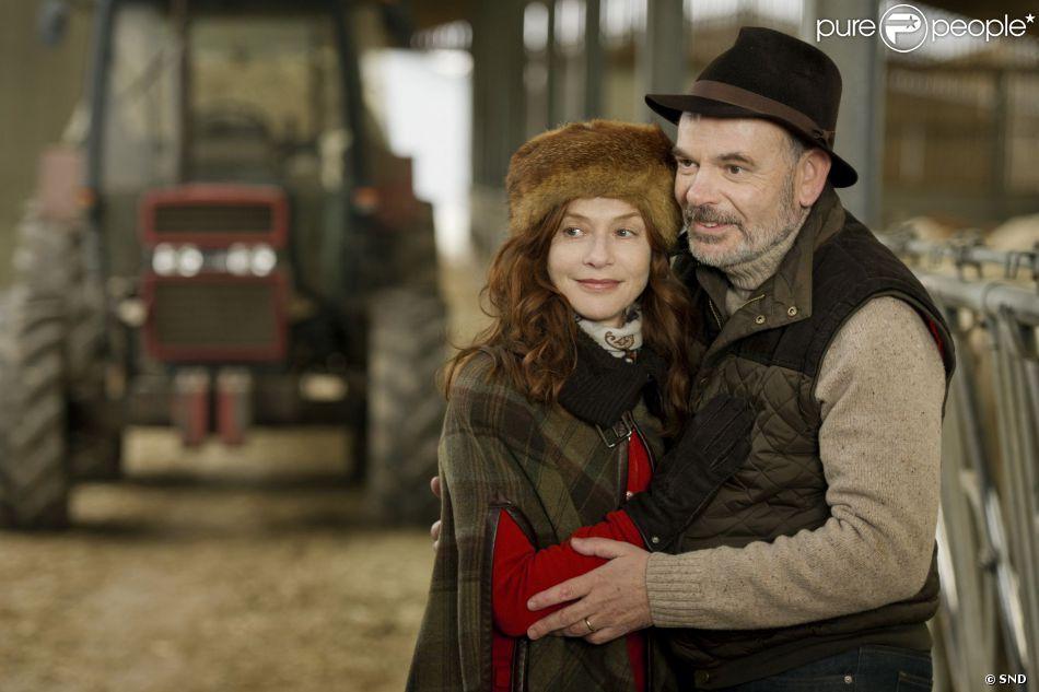 Image du film La Ritournelle avec Isabelle Huppert et Jean-Pierre Darroussin