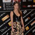 Adèle Exarchopoulos (lauréate du prix Romy Schneider 2014) lors de la 33e édition du prix Romy Schneider et Patrick Dewaere à l'hôtel Scribe à Paris le 7 avril 2014.