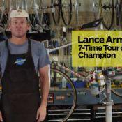 Lance Armstrong, mécano heureux : Les secrets de sa reconversion surprise