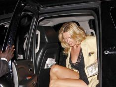 PHOTOS EXCLUSIVES : Penny Lancaster trop sexy avec Rod Stewart !