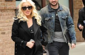 Christina Aguilera, enceinte et radieuse : Fière de ses rondeurs avec son fiancé