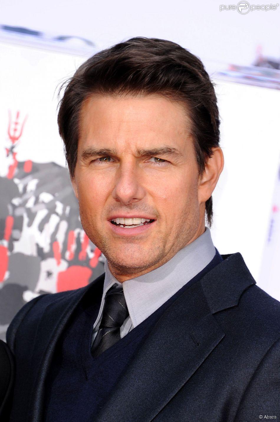 Tom Cruise à Los Angeles,le 3 décembre 2013.