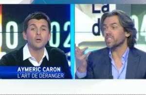Aymeric Caron vs Thomas Sotto : 'Diffamation', 'discrédit', leur clash virulent