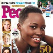 Lupita Nyong'o : Après l'Oscar, elle est élue femme la plus belle de l'année
