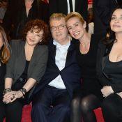 Béatrice Dalle, Sandrine Bonnaire... Dominique Besnehard et les femmes de sa vie