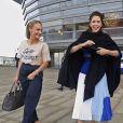 La princesse Mary de Danemark inaugurait le 23 avril 2014 à l'Opéra de Copenhague le Sommet de la mode durable.