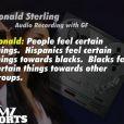 Donald Sterling, propriétaire de la franchise des Clippers de Los Angeles, a tenu des propos racistes le 9 avril 2014, enregistrés et diffusés depuis, provoquant un séisme dans le monde de la NBA