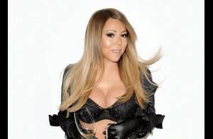 Mariah Carey en lingerie fine : A 45 ans, la diva exhibe ses formes pulpeuses !