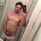 James Franco : Plus dénudé que jamais, la main dans le boxer...