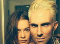 Adam Levine dans les pas d'Alizée... Il devient blond décoloré !