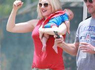 Gwen Stefani : Maman stylée au match de ses fils, Apollo est son super-héros