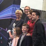 Princesse Mary et ses enfants : Eurovision, Justin Timberlake... de vrais fans !