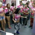 """""""Les Marseillais à Rio"""" sur W9. Episode du 12 mai 2014."""