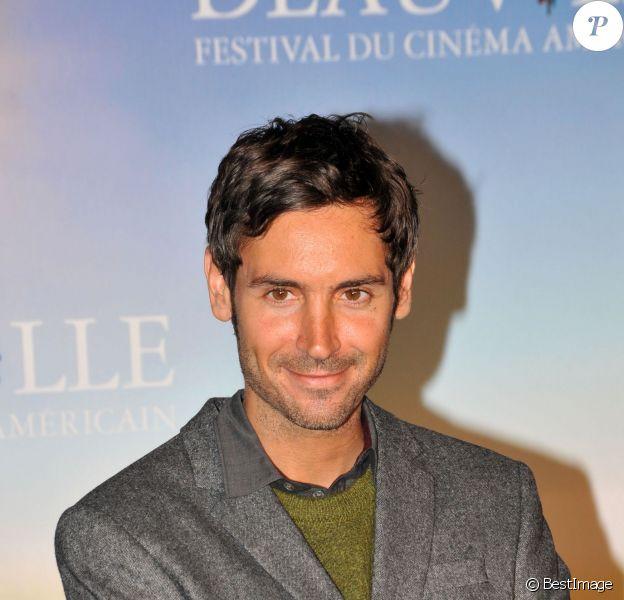 Malik Bendjelloul - 38e Festival du Cinéma Américain de Deauville, le 2 septembre 2012
