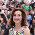Carole Bouquet - Photocall du jury du 67e Festival International du Film de Cannes. Cannes, le 14 mai 2014