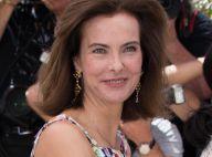 Carole Bouquet révèle son terrible accident : ''12 points de suture au visage''