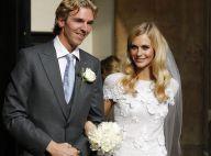 Poppy Delevingne : Mariée sublime face à sa soeur Cara, divine mais boudeuse