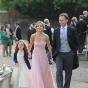 Geri Halliwell : Aux anges, de mariage avec son nouvel homme et sa fille