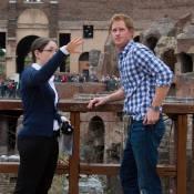 Prince Harry: Recueillement et tourisme en Italie, tandis que Cressida réfléchit