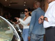 Kim Kardashian et Kanye West : Week-end gourmand à Paris, mariage imminent