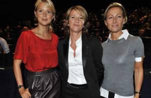 REPORTAGE PHOTOS : La rentrée de Canal : toujours plus de blondes !