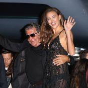 Alessandra Ambrosio, Justin Bieber, Irina Shayk... : Fêtards en bateau à Cannes