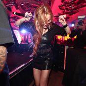 Lindsay Lohan : Déchaînée au VIP Room à Cannes, après Booba et Wiz Khalifa