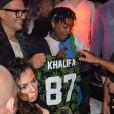 Wiz Khalifa au VIP Room à Cannes, le 20 mai 2014.